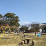『エンジョイ!ホリデイ1』子供と遊べる公園 さかき運動公園